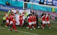 Инфаркт е една от версиите за ужасяващия инцидент с Кристиан Ериксен на мача Дания - Финландия