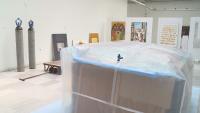 Уникална технология спасява картини и икони в Русенската художествена галерия