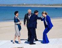 Срещата на върха на Г-7: Мерки за противопоставяне на Китай и бъдещи пандемии