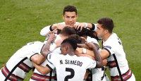 Унгария рухна пред европейските шампиони и рекордьора Роналдо