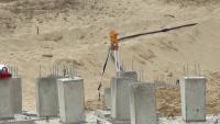"""ДНСК: На плаж """"Смокиня"""" няма как да установим незаконно строителство, въпреки бетона"""
