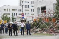 Расте броят на жертвите след рухването на училищна сграда в Антверпен
