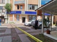 Мъжът, ограбил банка в Дупница, е бивш служител на МВР?