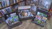 """""""Библиотека в куфар"""" ще привлича нови читатели във Ветово"""