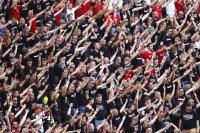 Гледката, която гали окото: Пълният стадион в Будапеща (Снимки)