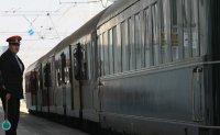 Бързият влак от София за Бургас потегли от Сливен със 125 минути закъснение