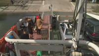 Фериботът в Белослав е временно спрян за ремонт