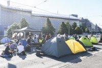 Задържаха над 100 екоактивисти в Хелзинки