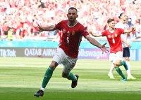 снимка 9 Унгария измъкна точка от световните шампиони