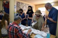 В Армения гласуват на предсрочни парламентарни избори