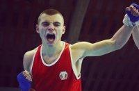 Ясен Радев на победа от медал на Европейското по бокс за мъже до 22 години