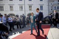 Курц е домакин на конференция за Западните Балкани