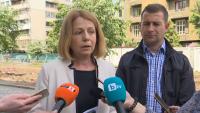 Фандъкова изрази опасения, че парите за метрото ще бъдат орязани