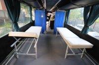 снимка 4 Бус за ваксинации: Пункт на колела тръгва из София (Снимки)