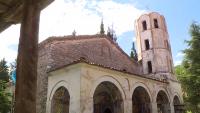 На Черешова задушница доброволци помагат за възстановяването на Мулдавския манастир