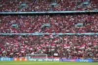 снимка 10 Унгария измъкна точка от световните шампиони