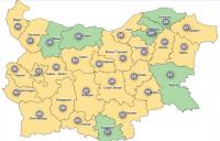 6 области вече са в зелената зона на COVID-19