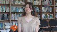 Ученичка от Бургас спечели състезание по френски и стана първа в света