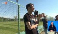Бербатов продължи предизборната си обиколка в Русе