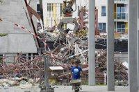 Училищна сграда в Белгия рухна, загинал е един човек