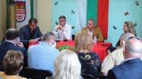 Служебният премиер в Поповица: При доказани нарушения компромиси няма да има