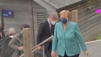 Меркел и Макрон на работна вечеря - ще обсъдят координирани политики