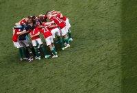 снимка 13 Унгария измъкна точка от световните шампиони