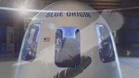 """""""Турист"""" плати 28 милиона долара, за да лети до Космоса с Джеф Безос"""
