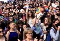 Без инциденти приключиха проведените шествия в столицата