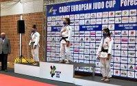 Снежана Граматикова спечели сребро от ЕК по джудо в Хърватия