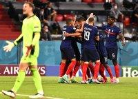 Франция повали Германия в Мюнхен след автогол на Хумелс