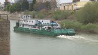 Фериботът Русе - Гюргево тръгва след 30-годишно прекъсване
