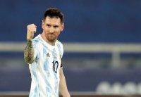 Гол на Меси не помогна на Аржентина да победи Чили