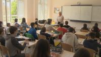 Учениците от 7. и 10. клас се явяват на НВО по математика