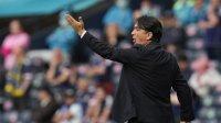Златко Далич: Горд съм, че мога да бъда треньор на Лука Модрич