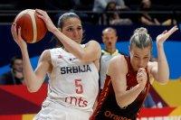 Сърбия – Франция е финалът на Евро 2021 по баскетбол при жените