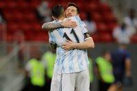 Аржентина надви Парагвай на Копа Америка