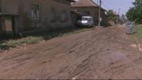 Нов порой в Горна и Долна Оряховица, десетки къщи са наводнени