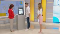 ЦИК показа как се гласува с машина