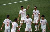 Испания разгроми Словакия и ще играе срещу Хърватия на 1/8-финалите