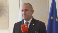 Президентът се надява България да осигури 6 хеликоптера за спешна помощ по Плана за възстановяване