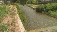 Обезопасяват река Благоевградска Бистрица с парапети