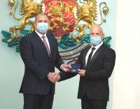 Енчо Керязов получи Почетния знак на президента (Снимки)