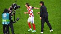 Лука Модрич: Щастливи сме, че спечелихме