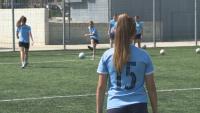Все повече момичета тренират футбол