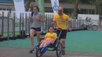 Триатлон в Бургас подкрепя деца със специални потребности