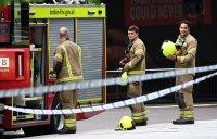 Голям пожар избухна в Лондон
