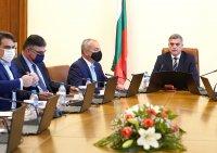 """Кабинетът ще освободи председателя на Държавна агенция """"Електронно управление"""""""