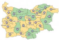 11 области вече са в зелената зона на COVID-19