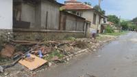 Как се възстановяват жителите на Котел след наводненията?